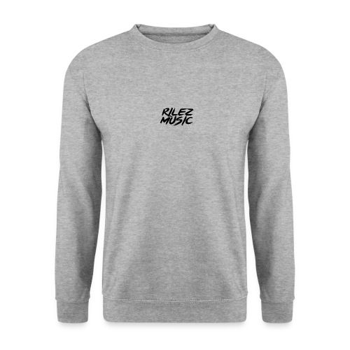 Camiseta de pico rilez - Sudadera hombre