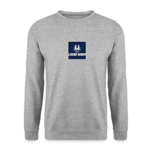 122468660 187966263 legend gamer - Unisex sweater
