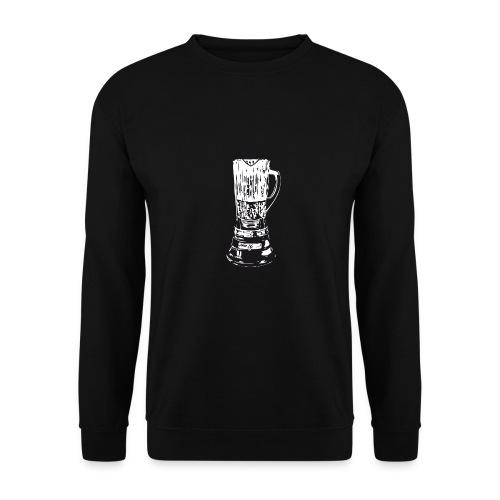 Lui Paard Blender artwork BW - Unisex sweater