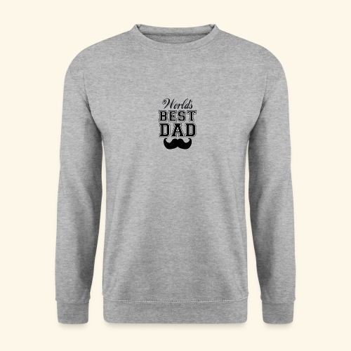 Worlds best dad - Unisex sweater