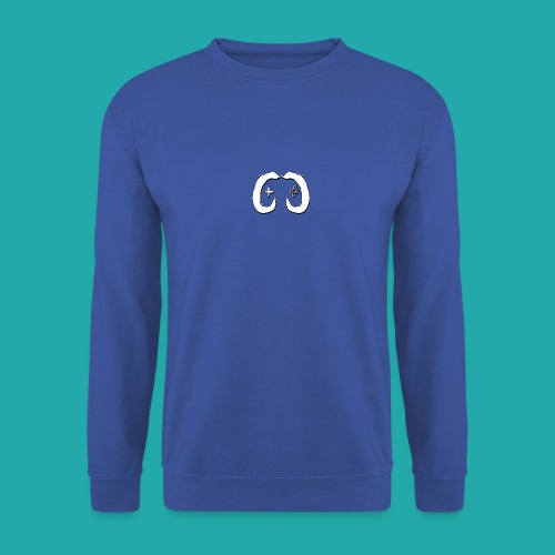 Crowd Control Logo - Unisex Sweatshirt