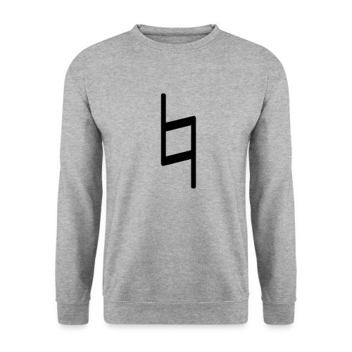 holy brand shirt, black - Männer Pullover