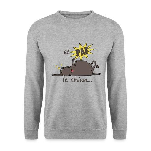 PAF LE CHIEN - Sweat-shirt Homme