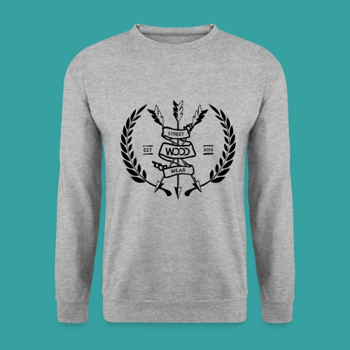2284 propre png - Sweat-shirt Homme