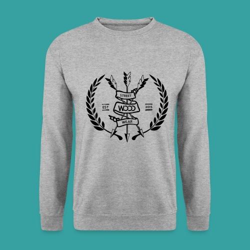 2284 propre png - Sweat-shirt Unisexe