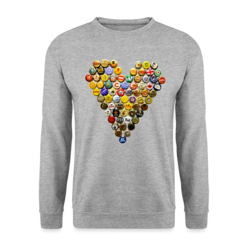 LOVERZ GONNA LOVE bière - Sweat-shirt Unisex