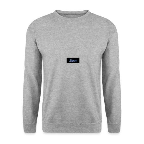 Skrrt Camuflage Blue - Männer Pullover