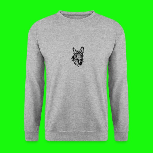 Small_Dog-_-_Bryst_- - Unisex sweater