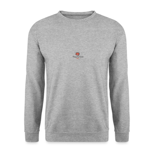 PlayForClub HD - Sweat-shirt Unisexe