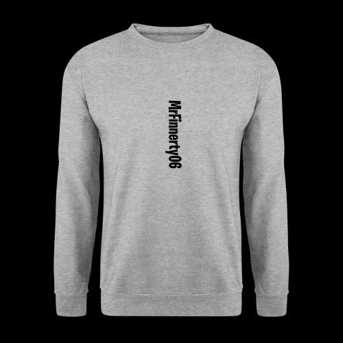 Name Tekst - Sweat-shirt Unisex
