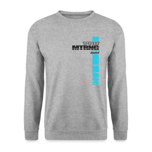 Limited Edition 1 White - Männer Pullover