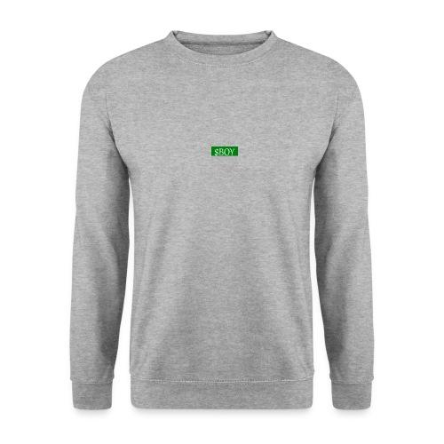 sboy logo - Sweat-shirt Unisex