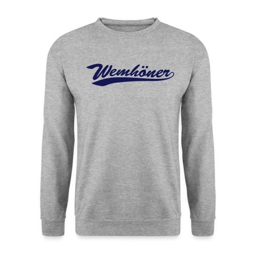 wemhoner - Men's Sweatshirt