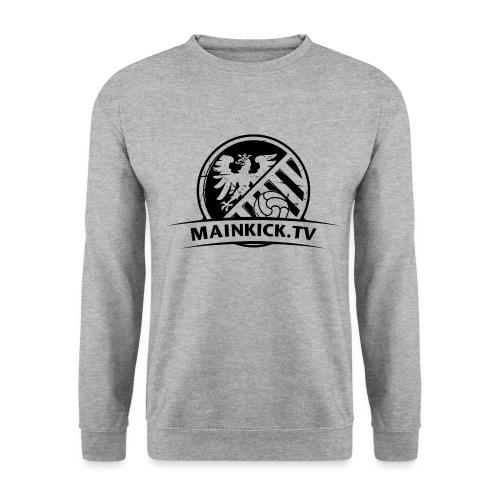 Mainkick_Schwarz_3200x240 - Unisex Pullover