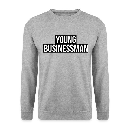 YOUNG BUSINESSMAN - Sweat-shirt Unisex