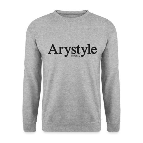 Arystyle Noir - Sweat-shirt Unisexe