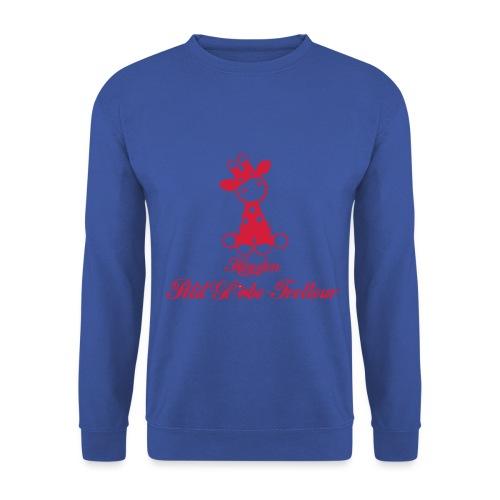 Hayden petit globe trotteur - Sweat-shirt Unisex