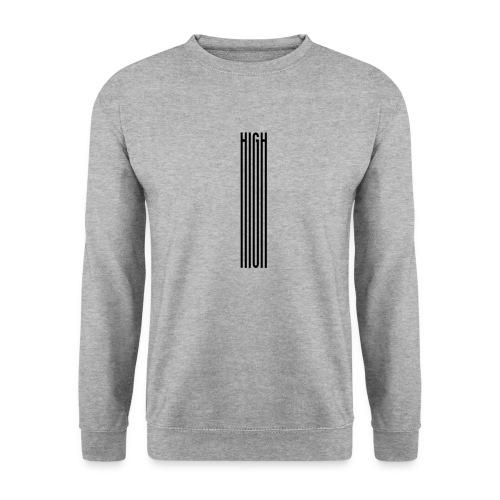 High Spruch - Männer Pullover
