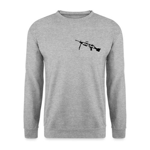 M249 SAW light machinegun design - Unisex sweater