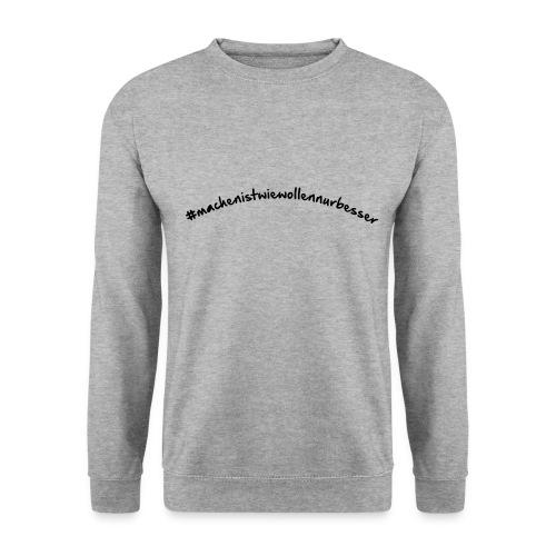 miwwnb gebogen - Männer Pullover