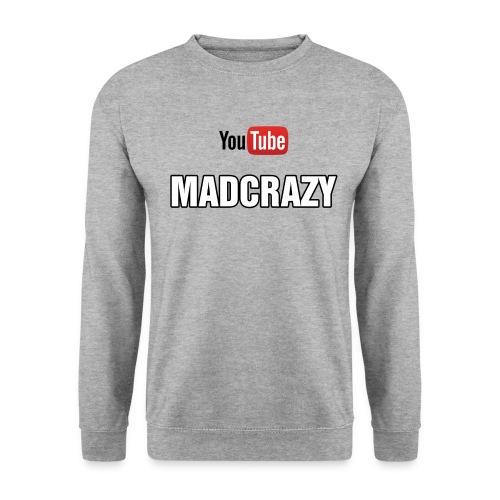 madcrazy yt - Felpa da uomo