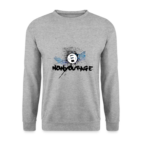 nowyourage1 2 png - Sweat-shirt Homme