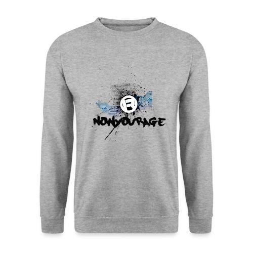 nowyourage1 2 png - Sweat-shirt Unisex
