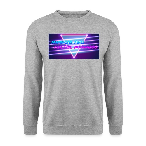 E L E C T R I C B O O - Men's Sweatshirt