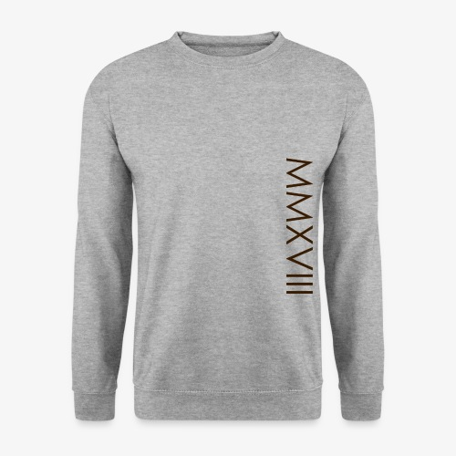 MMXVIII - Unisex sweater