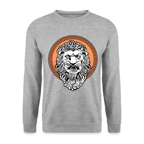 LÖWENKOPF png - Männer Pullover