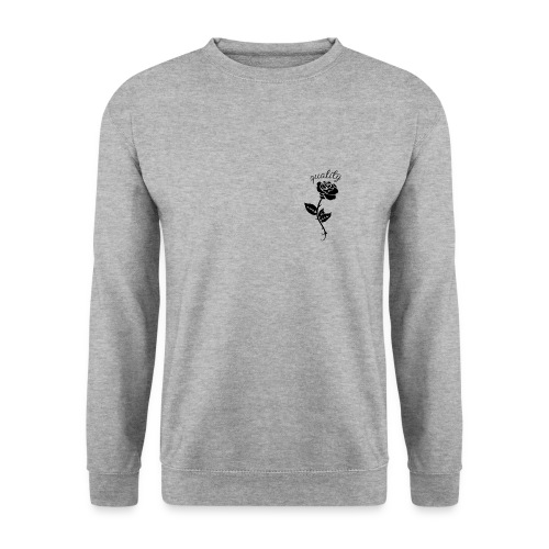 Quality Rose - Men's Sweatshirt