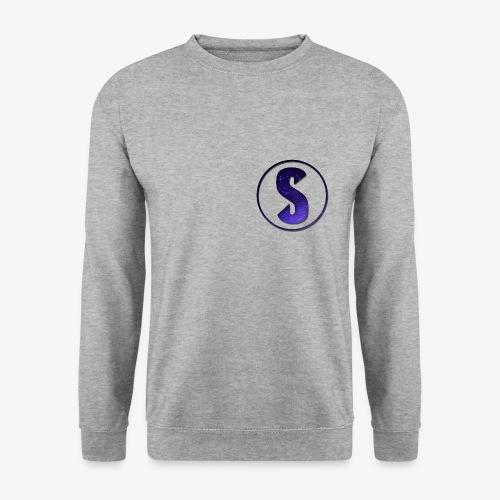YouTube Logo von Salxphaa - Männer Pullover