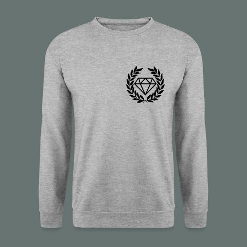 Black diamond Logo - Unisex Sweatshirt