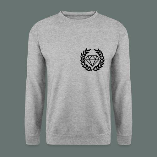 Black diamond Logo - Men's Sweatshirt