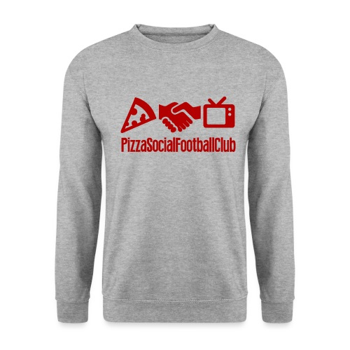 PSFCmax rouge png - Sweat-shirt Homme