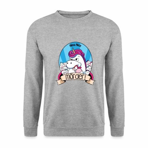 Murder Unicorn - Unisex Pullover