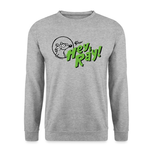 Hey Ray Logo green - Unisex Pullover