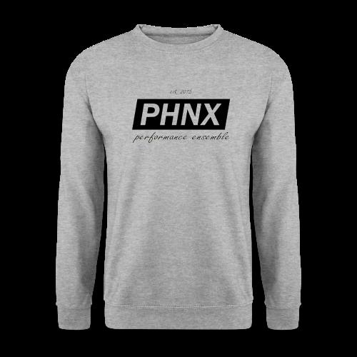 PHNX /#black/ - Männer Pullover