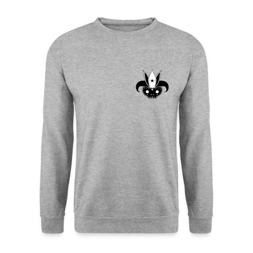 Tribal Skull Mask - Sweat-shirt Unisex