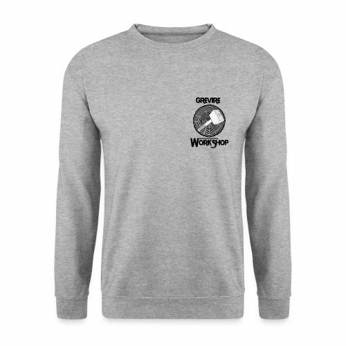 Logo Grevire WorkShop - Sweat-shirt Unisex