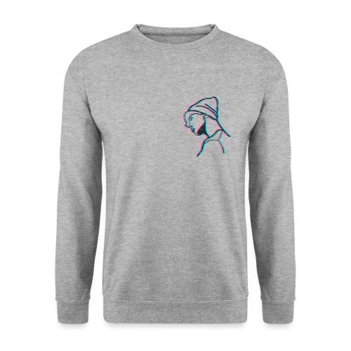 JM's jawline glitch - Unisex Sweatshirt
