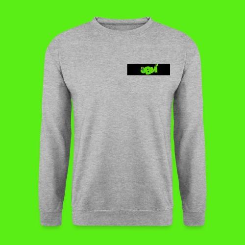 obm jpg - Men's Sweatshirt