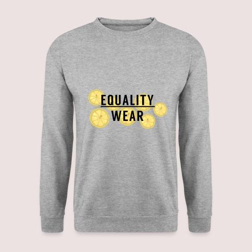 Equality Wear Fresh Lemon Edition - Men's Sweatshirt