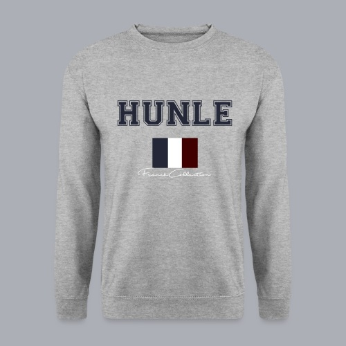 hunle French Collection n°1 - Sweat-shirt Unisexe
