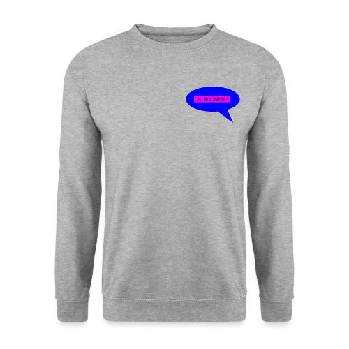 OK, BOOMER ! - Mannen sweater