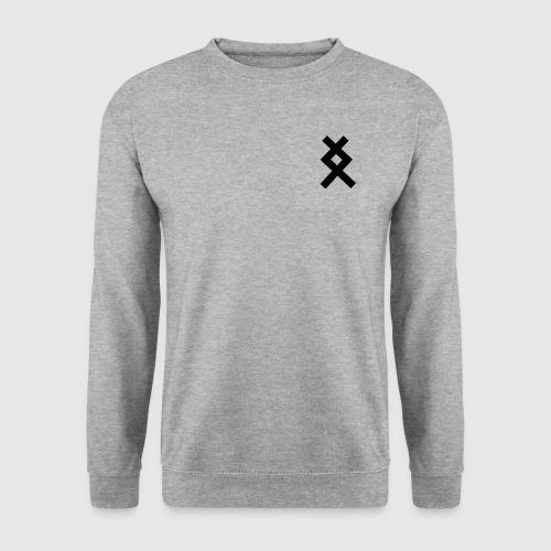 DANE - Left Black - Men's Sweatshirt