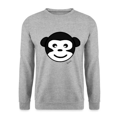 the Monkey - Felpa unisex
