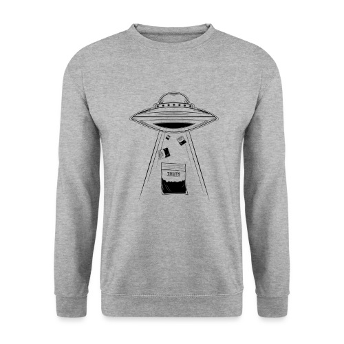 UFO thuts - Sweat-shirt Unisex