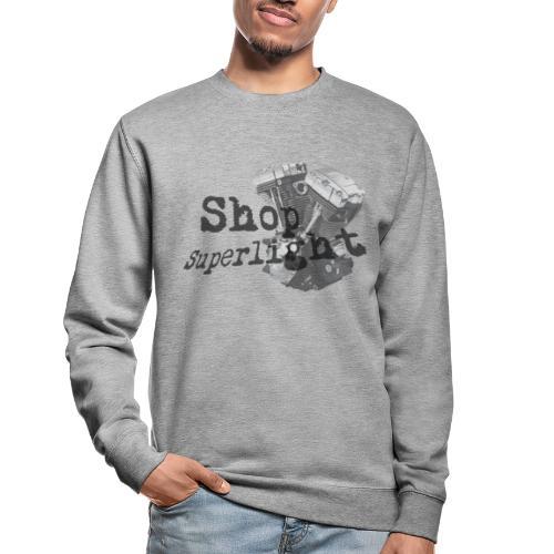 ShopSuperlight Logo stor - Unisex sweater
