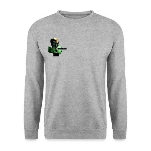 think green get lean - Unisex Sweatshirt